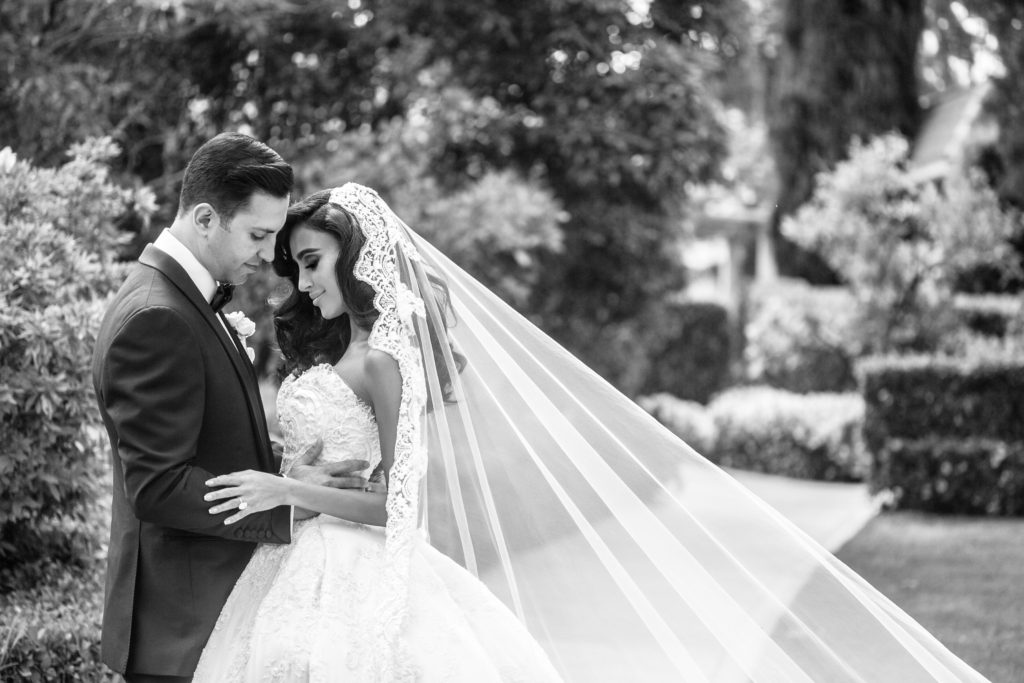 Lilly Ghalichi Mir Wedding